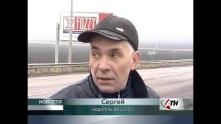 2.03.16 - Аварийная среда - троллейбусы, грузовики, горящие Жигули и столкновение на окружной