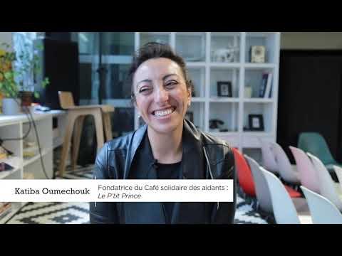 Prix Initiatives Aidant.e.s 2019 - Café solidaire des aidants Le P'tit Prince