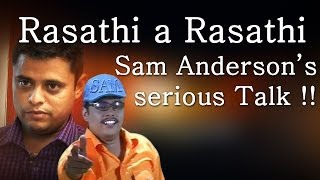 Rasathi a Rasathi - Sam Anderson
