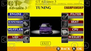 GT advance 3(GBA)| Android