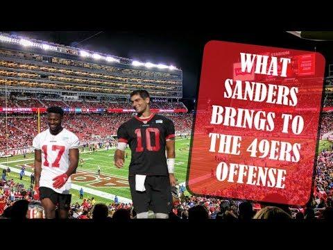 49ers Trade Review: Emmanuel Sanders