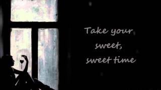 Jesse McCartney - Take Your Sweet Time Lyrics On Screen