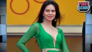 Maria Isabel Lopez Turned Cannes Red Carpet Into Her Own Runway
