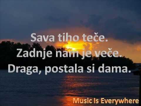 Plavi orkestar - Sava tiho teče (tekst)