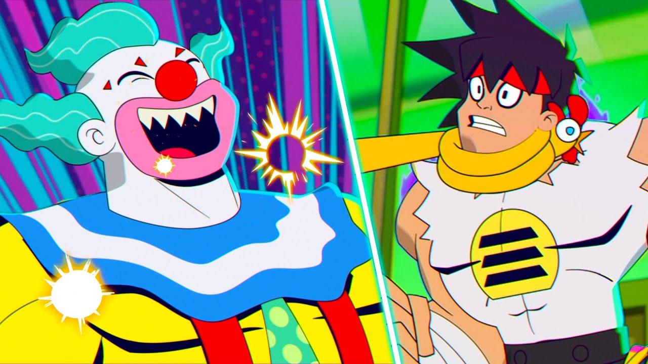 CrackUp Wins Against Chux? | Akedo: Ultimate Arcade Warriors