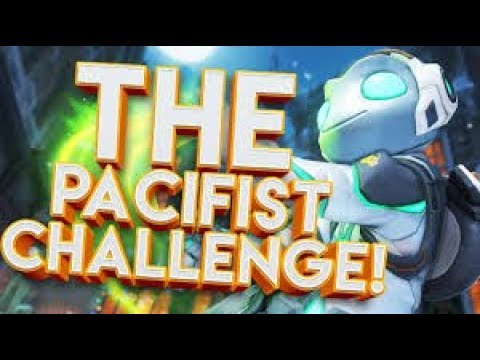 Overwatch [The pacifist challenge]