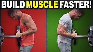 5 Proven Ways to Gain Muscle FASTER (not for beginners)