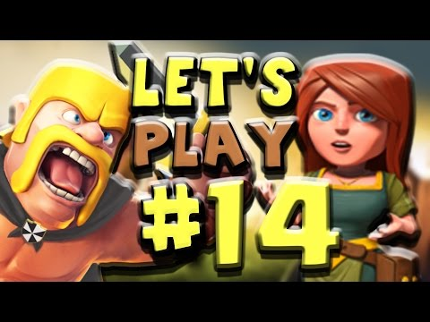Clash Of Clans | Let's Play Episode #14 - We Maxed TH5 + Wrecking With Giwiwa