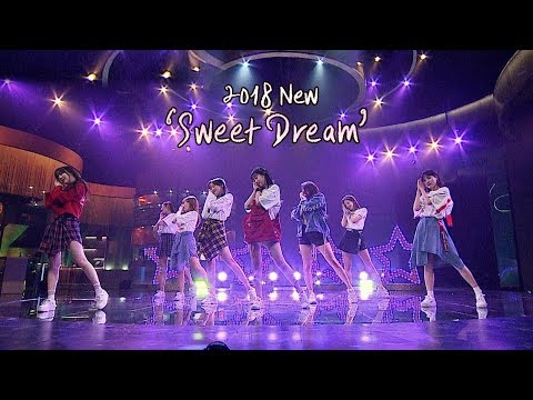 '2018 Sweet Dream' by Lovelyz twice as lovely♡- Sugarman 2-18