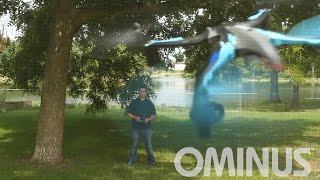 Ominus Quadcopter by Dromida - Crazy Action