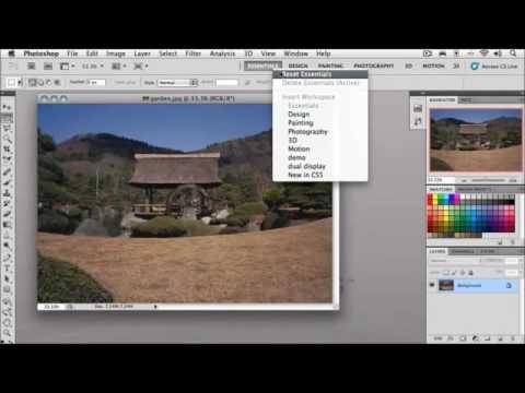 Adobe Photoshop CS5 Full Tutorial 12
