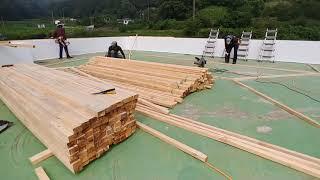 지붕개량 충남 지붕개량  서천군 한산면 지붕개량  목재…