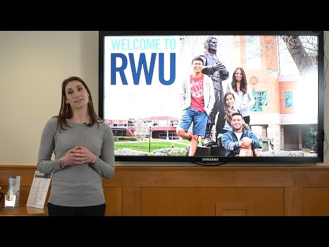 Roger Williams University Info Session