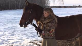 Фотосессия с лошадьми 28.02