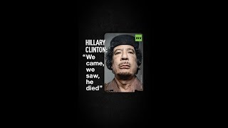 After Gaddafi: How the West bombed Libya into Stone Age