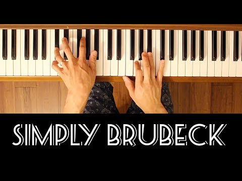 Unsquare Dance (Simply Brubeck) [Early-Intermediate Piano Tutorial]