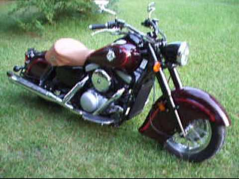 1999 Kawasaki Vulcan Drifter Motorcycle 1500 Cc Photos Start Up