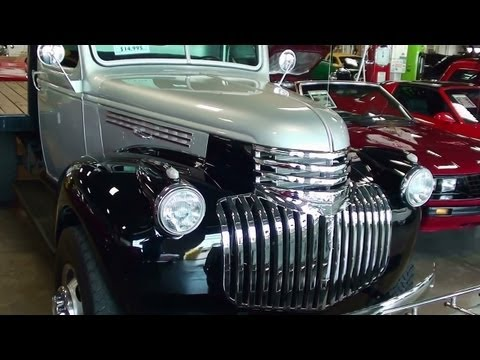 1941 Chevrolet 1 Ton Dually Stake side Truck