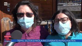 Omicidio di Laura Ziliani, le figlie ricoverate in psichiatria - La vita in diretta 11/10/2021