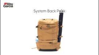 【AbuGarcia】System Back Pack (システムバックパック)