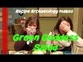 Green Goddess Salad - The worst Jello salad we have tried so far
