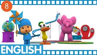 Pocoyo in English - Session 8 Ep. 29-32