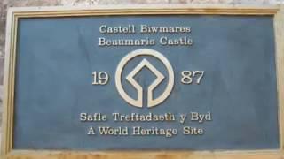 ジジと旅する 12 (ウェールズの城)  Travel with Jiji 12 (Castles in Wales)
