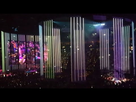 Justin Timberlake - Rock Your Body (Man of the Woods Tour Berlin 12.08.2018)