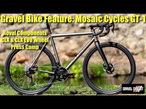 Mosaic Cycles GT-1 - The Titanium Gravel Bike From Boulder, Colorado