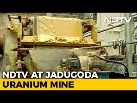 Exclusive: A Rare Inside Look At India's Uranium Mines