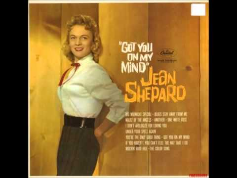 Jean Shepard  **TRIBUTE**  Mockin Bird Hill 1960