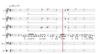『レイニーブルー』-徳永英明 アカペラ楽譜 (key:-3) 演奏→ https://youtu.be/Ibvvqaz5sWk ご使用の際はコメント頂けると嬉しいです! こちら以外の楽譜集↓ ...