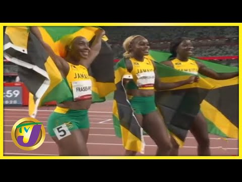Jamaica's Sprint Queens   TVJ Sports Commentary - August 26 2021