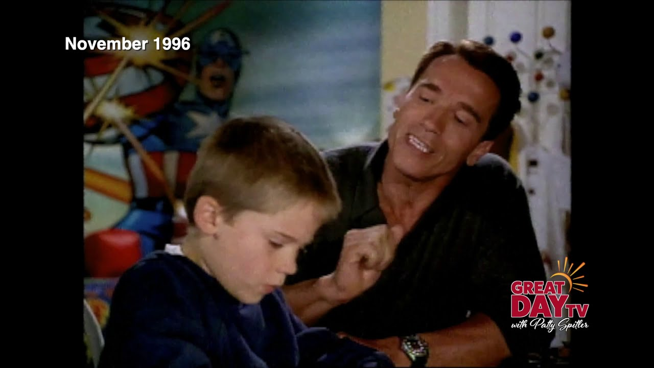 Flashback: Patty and Arnold Schwarzenegger