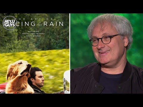 Director Simon Curtis On The Iconic American Voice Of Kevin Costner In The Art Of Racing In The Rain