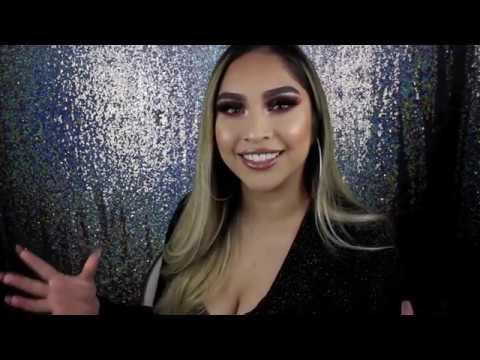 NYE Makeup Beauty Tutorial with Jaclyn Hill Using Morphe Palette thumbnail