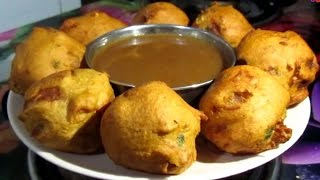 Batata Vada Recipe | Mumbai Street Food | Maharashrian Fast Food in Marathi