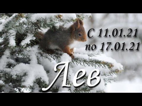 Прогноз на неделю с 11 по 17 января 2021 года для представителей знака зодиака Лев