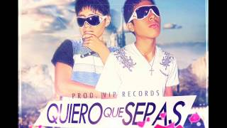 Santana Ft. Alex Style - Quiero Que Sepas ( V.I.P. Records )