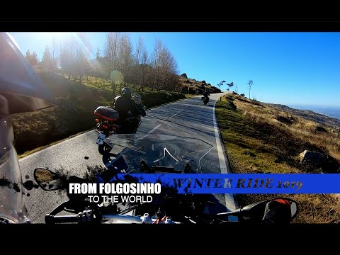 Winter Ride 2019 - From Folgosinho (Serra da Estrela) to the World #069