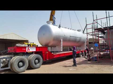 Tank Vessel Delivery 1