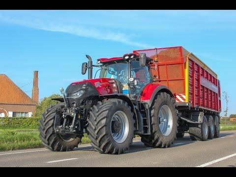 CASE IH OPTUM 270 CVX   Forage harvesting   Bart Sprangers