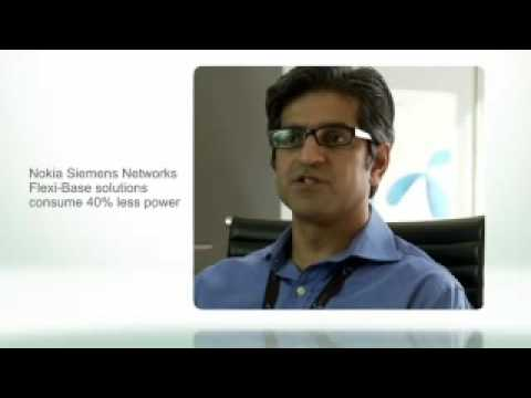 Telenor Pakistan going green with Nokia Siemens Networks Off-Grid solutions