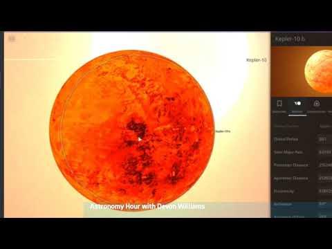 Astronomy Hour - September 27, 2018