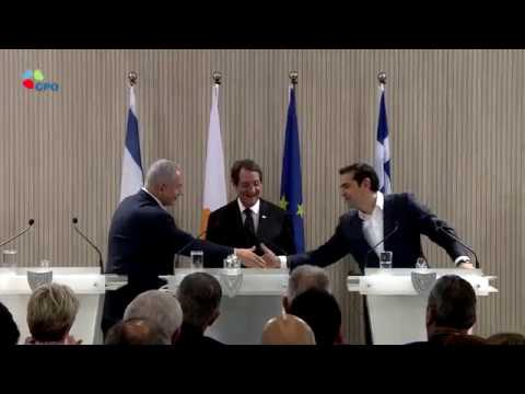 PM Netanyahu's Remarks at Trilateral Israel-Cyprus-Greece Summit
