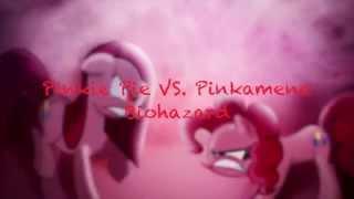 Pinkie Pie VS Pinkamena Biohazard
