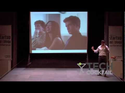 Travis Kalanick, Founder & CEO of Uber - Tech Cocktail Startup Mixology