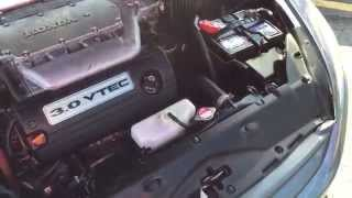 2007 Honda Accord Coupe Quick Tour / Overview
