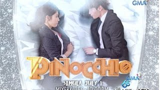 Video GMA Online Exclusive: 'Pinocchio' full trailer download MP3, 3GP, MP4, WEBM, AVI, FLV April 2018