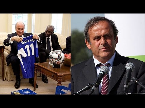FIFA bans Sepp Blatter & Platini for 8 years on corruption charges